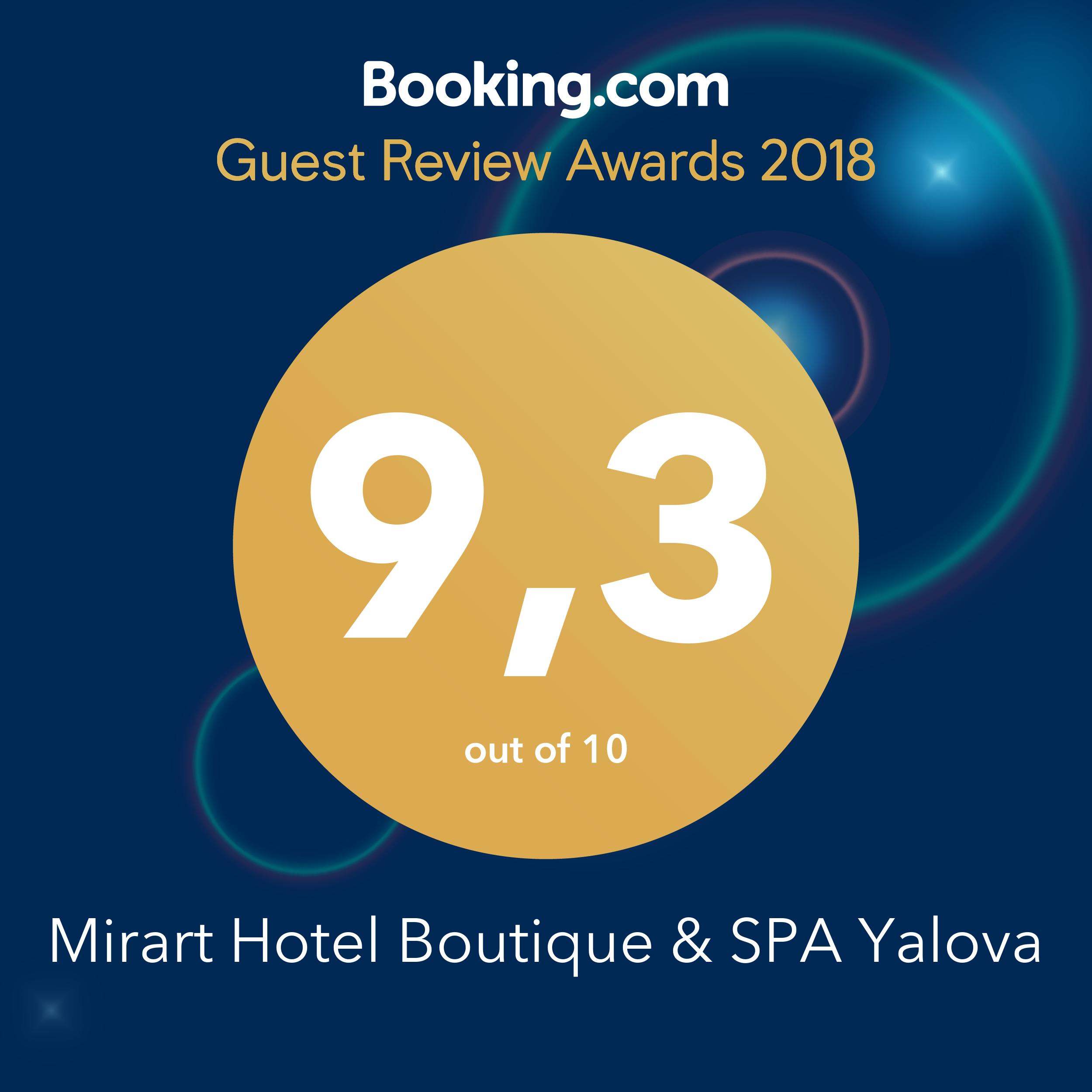 Mirart Hotel - bookingcom