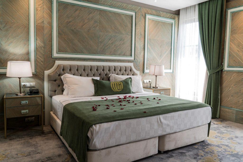 Mirart Hotel - deluxe oda deluxe room 19 1