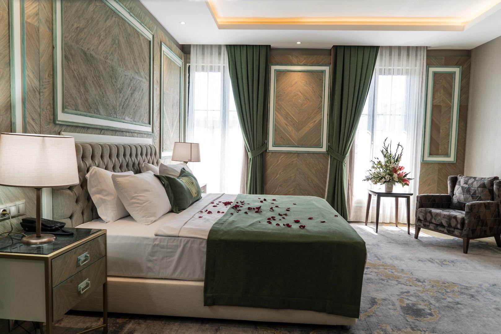 Mirart Hotel - deluxe oda deluxe room 20
