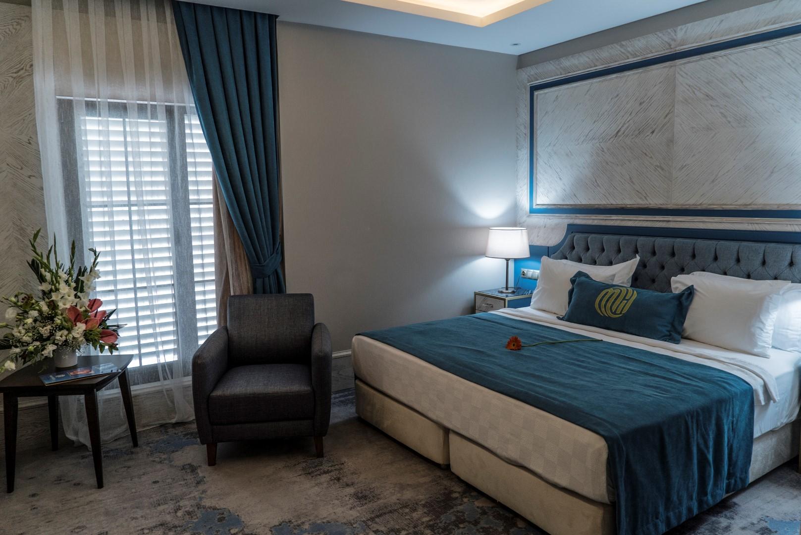 Mirart Hotel - standart oda standart room 4
