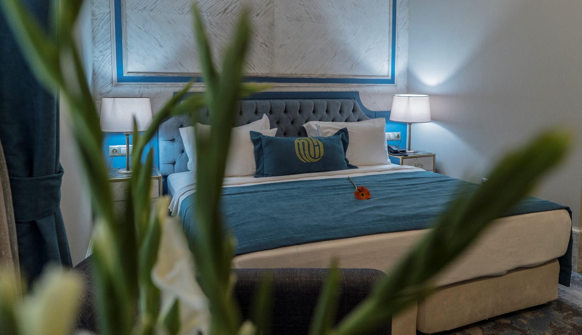 Mirart Hotel - standart oda standart room 7