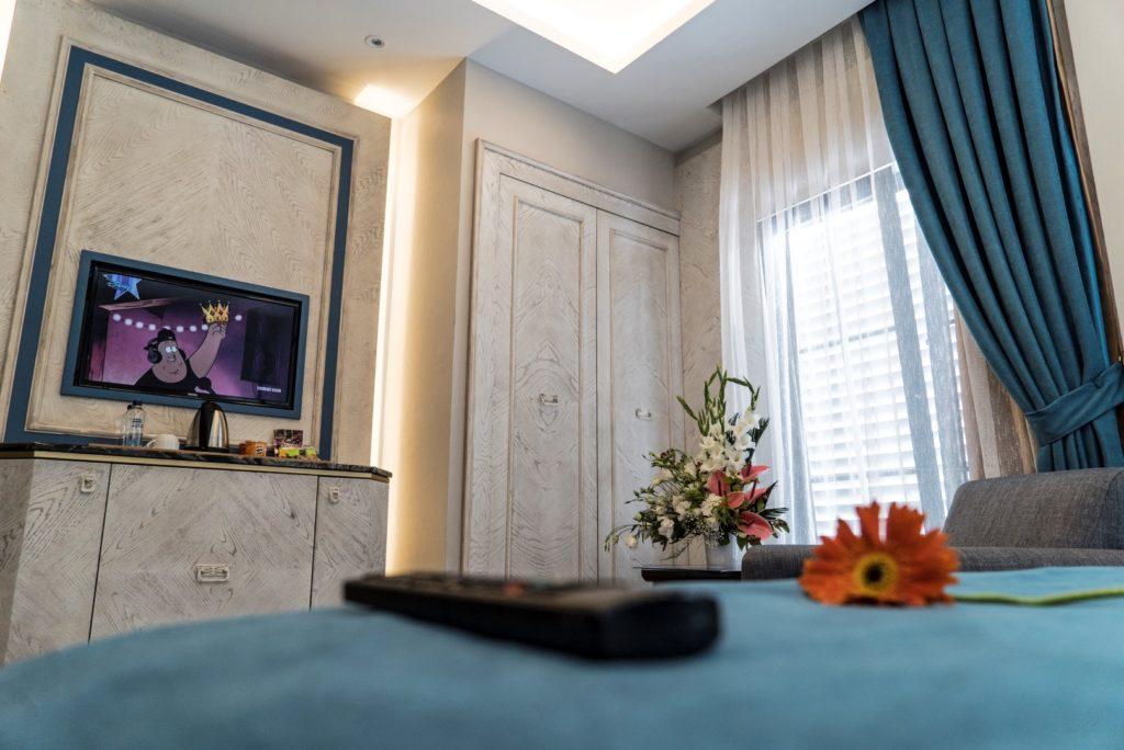 Mirart Hotel - standart oda standart room 8 1